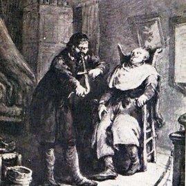 Pacientas pas balverį