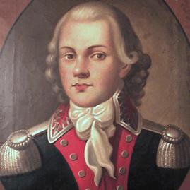 Paskutinis LDK generolas Jokūbas Jasinskis (1773-1994)