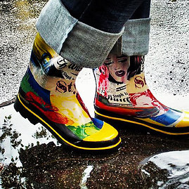 statigr.am nuotr/Guminiai batai