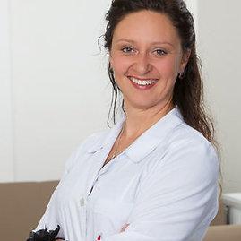 Asmeninio archyvo nuotr. /Gydytoja odontologė Ingrida Znamenskienė