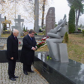URM nuotr./Beržininkų kapinėse