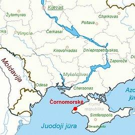Čornomorskė