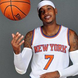 """Reuters""/""Scanpix"" nuotr./Carmelo Anthony"