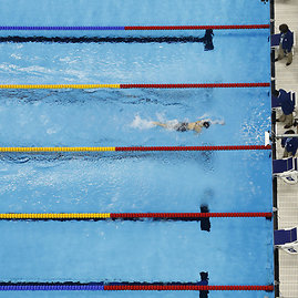 """Reuters""/""Scanpix"" nuotr./Įspūdinga Katie Ledecky pergalė"