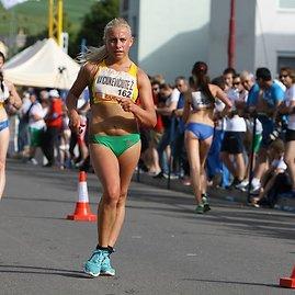 Živilė Vaiciukevičiūtė (10 000 m sportinis ėjimas)