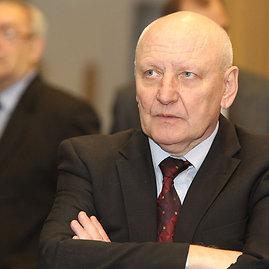 E.Ovčarenkos nuotr./Veteranų vadovas Algimantas Anužis