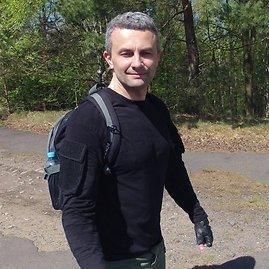 Asmeninė nuotr./Šarūnas Jasiukevičius neslepia, kad jam patinka lankyti Černobylį ir panašias vietas