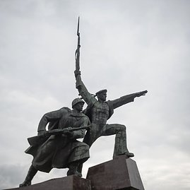 """""""Scanpix""""/""""RIA Novosti"""" nuotr./Krymas po Rusijos įvykdytos okupacijos"""