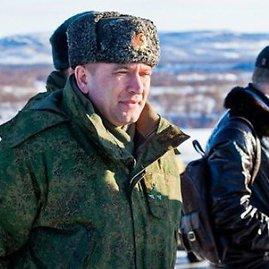 Generolas majoras Olegas Cekovas