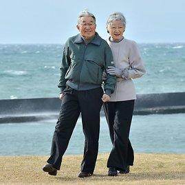 "AFP/""Scanpix"" nuotr./Japonijos imperatorius Akihito"