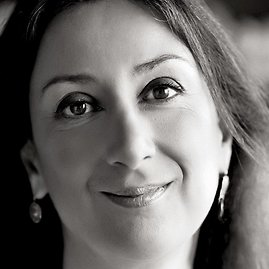 """Scanpix""/AP nuotr./Daphne Caruana Galizia"