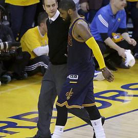 """""""Scanpix""""/AP nuotr./NBA Finals Cavaliers Warriors Basketball.JPEG-09731"""
