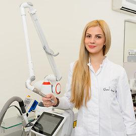 Projekto partnerio nuotr./Gydytoja Ramunė Petrosian.