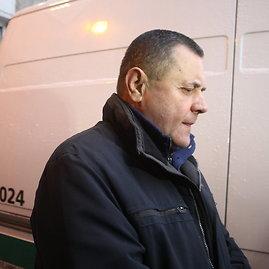 15min.lt nuotr./Ivanas Dorošas atvestas į teismą