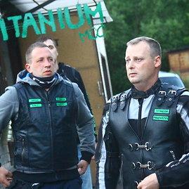 """Tomo Markelevičiaus nuotr./ """"Titanium MCC"""" prezidentas Eimantas (dešinėje) ir viceprezidentas Darius (kairėje)"""