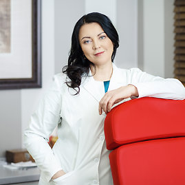 Asmeninio archyvo nuotr./Gydytoja akušerė-ginekologė doc. dr. Daiva Bartkevičienė.