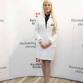 Asmeninio archyvo nuotr./Gydytoja dermatovenerologė Renata Kliunkienė