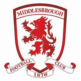 """Twitter"" nuotr./""Middlesbrough"" logotipas"