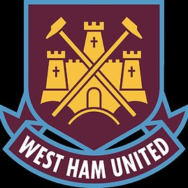 """Twitter"" nuotr./""West Ham United"" logotipas"