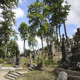 Luko Balandžio/15min.lt nuotr./Remigijus Šimašius lankėsi Rasų kapinėse