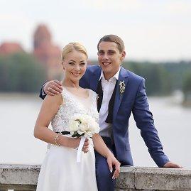 Irmanto Gelūno/15min.lt nuotr./Vilija Pilibaitytė-Mia ir Nerijus Antanavičius