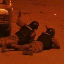 """""""Reuters""""/""""Scanpix"""" nuotr./Įkaitų drama Burkina Fase"""