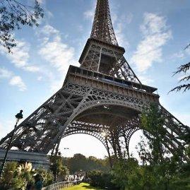 Juliaus Kalinsko/15min.lt nuotr./Eifelio bokštas