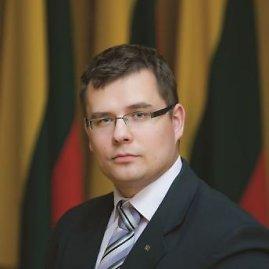 Asmeninio archyvo nuotr./Laurynas Kasčiūnas
