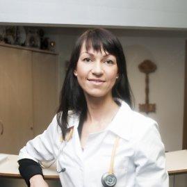 V.Skuodžio nuotr./Gydytoja dietologė Lina Viniarskaitė