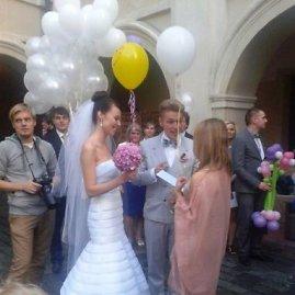 Asmeninio archyvo nuotr./Vilius Tamošaitis ir Ingrida Babiliūtė