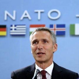 "AFP/""Scanpix"" nuotr./NATO generalinis sekretorius Jensas Stoltenbergas"