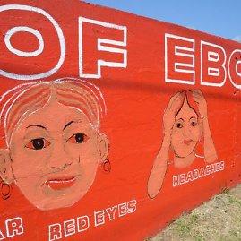 """AFP/""""Scanpix"""" nuotr./Ebolos virusas siaučia vakarų Afrikoje"""