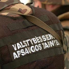Andriaus Vaitkevičiaus / 15min nuotr./Valstybės sienos apsaugos tarnyba