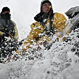 """Stefan Coppers/Team Brunel/Volvo Ocean Race/Rokas Milevičius ir """"Team Brunel"""" Keiptaune"""