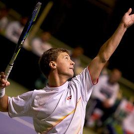 Norvegijos teniso sąjungos/Espeno Hildrupo nuotr. /Ričardas Berankis
