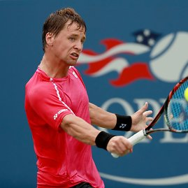 """""""Scanpix"""" nuotr./Dominicas Thiemas """"US Open"""" turnyre nugalėjo Ričardą Berankį"""
