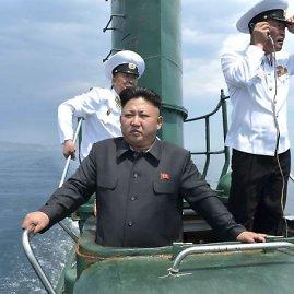 """Reuters""/""Scanpix"" nuotr./Šiaurės Korėjos diktatorius Kim Jong Unas"