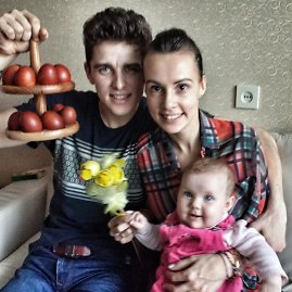 Asmeninio albumo nuotr./Donatas Motvydas su šeima