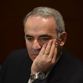 """AFP/""""Scanpix"""" nuotr./Garis Kasparovas"""