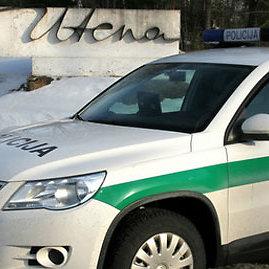 Utenos apskrities VPK nuotr./Utenos policija