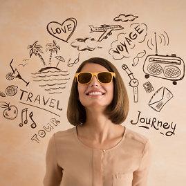 """""""Shutterstock"""" nuotr./Svajonės mus veda į priekį"""