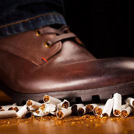 123rf.com nuotr./Cigaretės