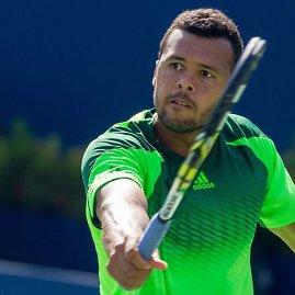 """""""Scanpix"""" nuotr./Jo-Wilfriedas Tsonga laimėjo antrą ATP 1000 serijos turnyrą karjeroje"""