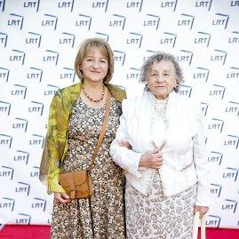 Viganto Ovadnevo / 15min nuotr./Regina Varnaitė (dešinėje)