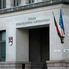 Kaunas.lt nuotr./Kauno technologijos universitetas