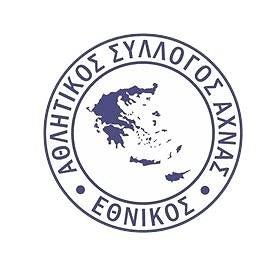 """Achnos """"Ethnikos"""" logotipas"""