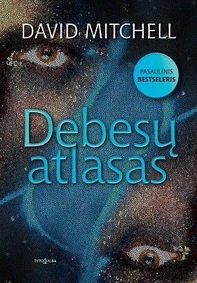 """Knygos viršelis/Knyga """"Debesų atlasas"""""""