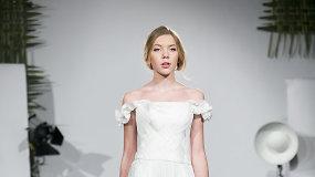 Dizainerio E.Rainio vestuvinių suknelių kolekcija pulsuoja lengvumu ir laisve