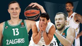 """""""Eurolygos diena"""": NBA prilygstantis """"Žalgirio"""" varžovas ir išskirtinis kapitono interviu"""