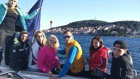"""Voyage #7: gyvenimas jachtoje neprimena pavydą keliančių """"Instagram"""" nuotraukų"""